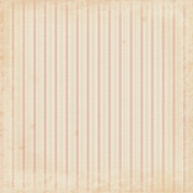 Vintage- November Blogtrain Striped Paper