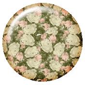 Vintage- November Blogtrain Floral Flair Brad