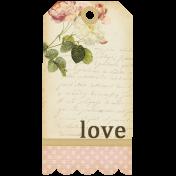 "Vintage- November Blogtrain ""Love"" Tag"