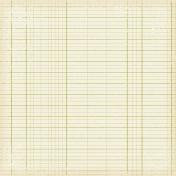 Thankful- Green Grid Paper