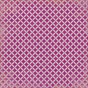 Thankful- Purple & White Distressed Paper