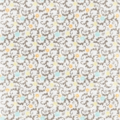 Simple Pleasures- Floral Paper