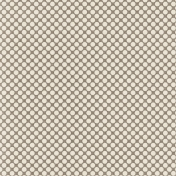 Simple Pleasures- Slate Brown Polka dots