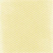 Simple Pleasures - Yellow Chevron
