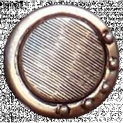 Vintage Buttons Kit- Set #01- Vintage Button #03