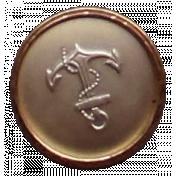Vintage Buttons Kit- Set #01- Vintage Button #05