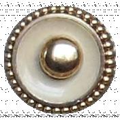 Vintage Buttons Kit- Set #01- Vintage Button #17