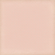 Sweet Valentine- Little Pink Polka Dots Paper