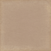 Sweet Valentine- Solid Brown Paper