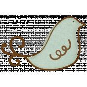 Sweet Valentine- Little Blue Birdie