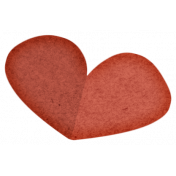 Sweet Valentine- Red Heart