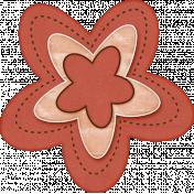 Sweet Valentine- Red & Pink Flower