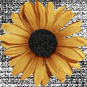 Sweet Valentine Elements Kit- Yellow Flower