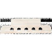 Lil Monster- Blank File Tab