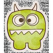 Lil Monster- Lil Green Monster