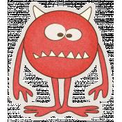 Lil Monster- Lil Red Monster