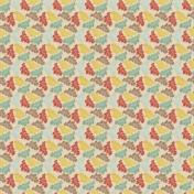 Sweet Valentine Leafy Paper