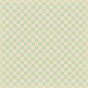 Oh Lucky Day- Light Teal Checks Paper