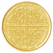 Oh Lucky Day- Gold Coin #02