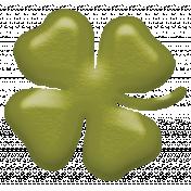 Oh Lucky Day- Green Clover Brad