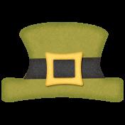 Oh Lucky Day- Leprechaun Hat