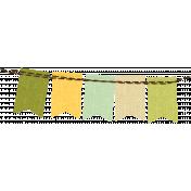 Oh Lucky Day - Rainbow Flag Banner