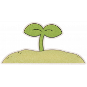Little Sprout Sticker