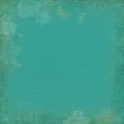 Enchanted- Teal Paper