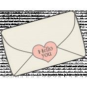 Hello- Hello You Envelope