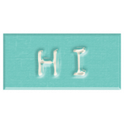 Hello- Hi Label