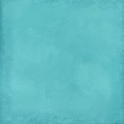 Rain, Rain- Blue Distressed Paper