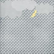 Rain, Rain Rainstorm Paper