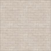 I Love You Mom- Brick Pattern 02 Paper