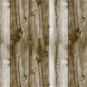At The Beach- Natural Wood Paper