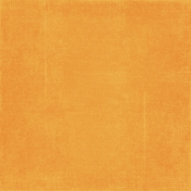At The Beach- Orange Solid Paper
