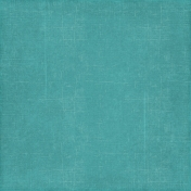 At The Beach- Teal Solid Paper