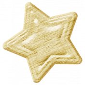 Oh Baby, Baby- Star Wood Chip