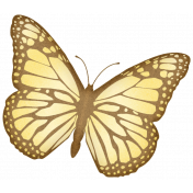 Oh Baby, Baby- Yellow Butterfly