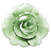 Oh Baby, Baby- Green Rose