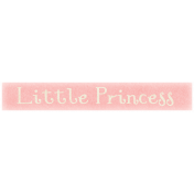 Oh Baby, Baby- Little Princess Lable