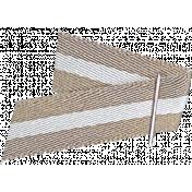 Forever Friends Mini Kit- Ribbon With Staple