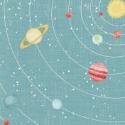 Space Explorer - Solar System Paper