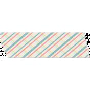Space Explorer- Colorful Criss Cross Tape