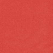 Oh Baby, Baby- Solid Paper- Red