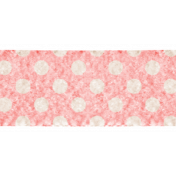 Oh Baby, Baby- Pink Polka Dot Trim
