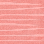 Oh Baby Baby- Jungle Stripes Paper- Pink