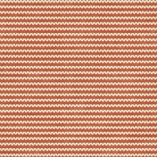 Oh Baby Baby- Sweater Pattern Paper- Red