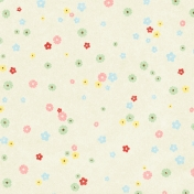 Oh Baby Baby- Tiny Flowers Paper