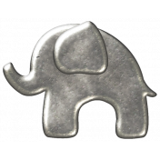 Oh Baby, Baby- Elephant Charm