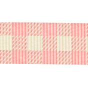 Christmas In July- CB- Pink Gingham Ribbon